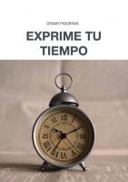 exprime tu tiempo