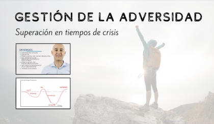 curso gestion de la adversidad